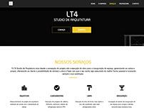 Site Lt4 Studio de Arquitetura