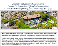 Home of Distinction Flyer