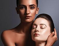 Dual Deal | Beauty Editorial | L'Officiel India Jul'17