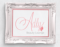Adly Beauty lounge - Full branding