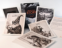 Create Your Story - Activity Cards