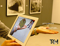Explore augmented reality - TRIM