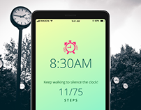 WALKCLOCK, Wake up!