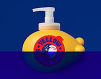 Yellow Submarine — Packaging
