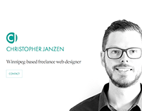 Christopher Janzen Blog V1