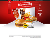 McDonald's McDoubles