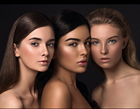 """""""Violent Cosmetics"""" campaign"""