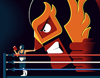 Actuarial Wrestling