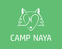 Camp Naya (Concept, Web Design, Packaging, Layout)