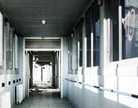 Au bout du couloir...