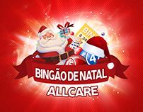 Logo - Campanha de Natal AllCare 2016