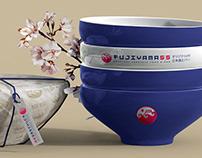 Brand Identity: Fujiyama 55