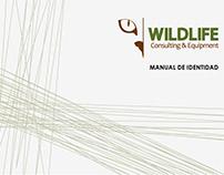 Manual de Identidad - Wildlife