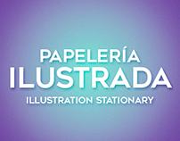 Papelería Ilustrada