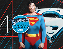 40 YEARS: The Music of Superman - Part I