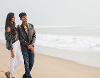 Couple Shoot Sushil and Karishma