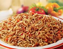 Rice-A-Roni - Photo Retouching
