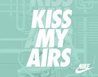 KISS MY AIRS ®