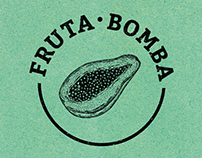 DISEÑO EDITORIAL / REVISTA FRUTA BOMBA