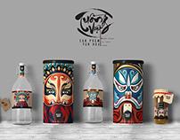 TUỒNG_Vietnamese Traditional Souvenirs