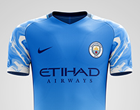 Machester City FC Concept Kits 17/18