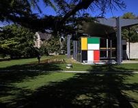 Pavillon le Corbusier/Zürich