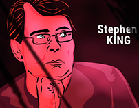 Stephen King datos curiosos