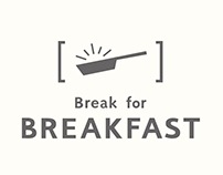 [月曆] Break for Breakfast 2018 資訊圖表月曆