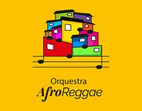 Orquestra AfroReggae logo (concept)