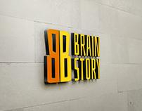 Agência Brain Story - Identidade Visual