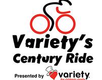 Variety's Century Ride Barbados logo