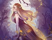 Fairy Concept art