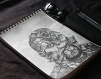 Warrior of Light | Illustration