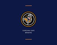 Curcuma Cafe: Brand Identity