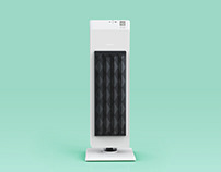 Airmate: Tower heater