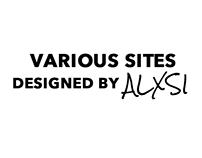 List of Site Designed by ALXSI