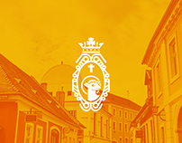 Szentendre City Identity Redesigned