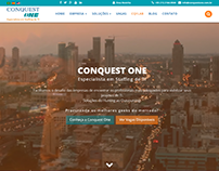 Site Joomla | Conquest One