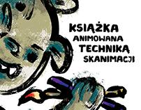 Scanimation Book / Książka animowana