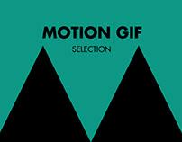 MOTION GIF - SELECTION