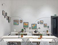 Interior design per uffici Travel Appeal