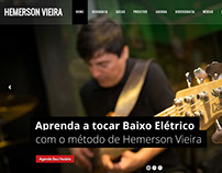 Hemerson Vieira Website + Inbound Marketing