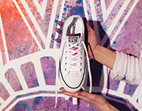 PRODUCT CAMPAIGN // CONVERSE