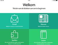 Ipad OS redesign