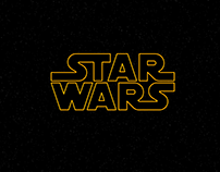 Star Wars Site Redesign
