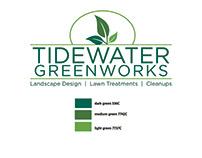Tidewater Greenworks Branding
