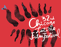Chicago Latino Film Festival posters