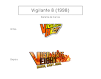 Re-Design de Logos de Games Antigos