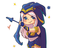 League of legends - Chibis