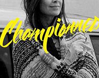 Championnes magazine